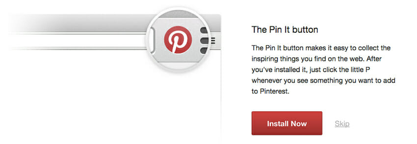 "It's hard to say no to Pinterest's obvious ""next step""."