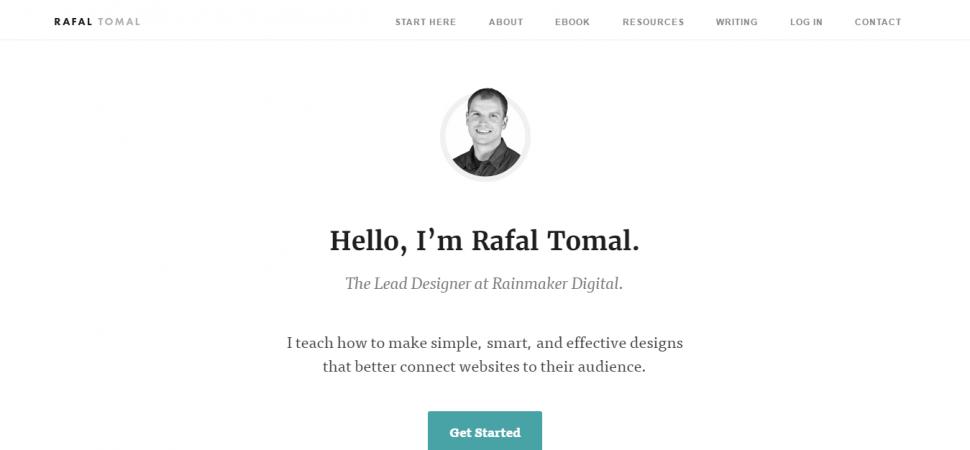 Rafal Tomal, designer portfolio