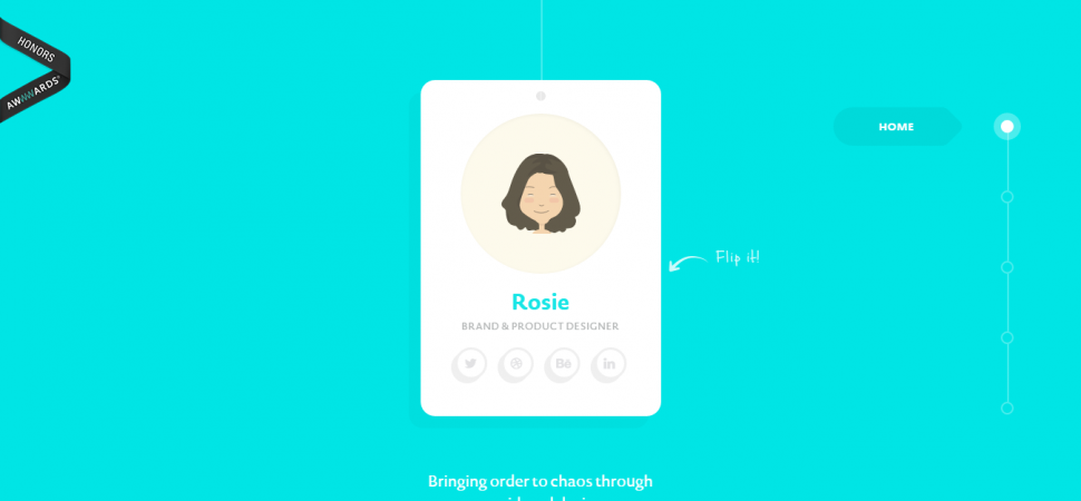 Rosie Manning, designer portfolio