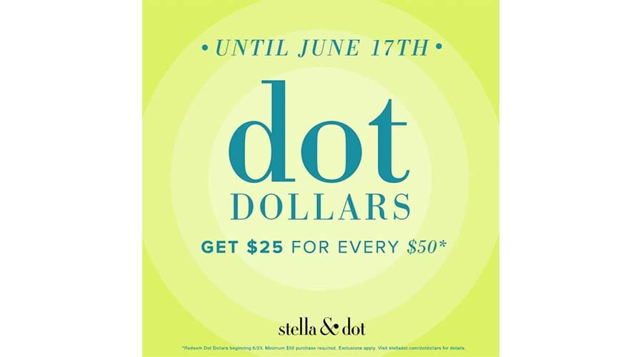 Stella & Dot, social media marketing graphics