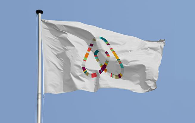 airbnb flag