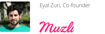 bold design picked by muzli