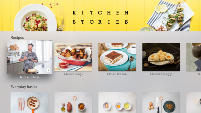 Kitchenstories, food, desert
