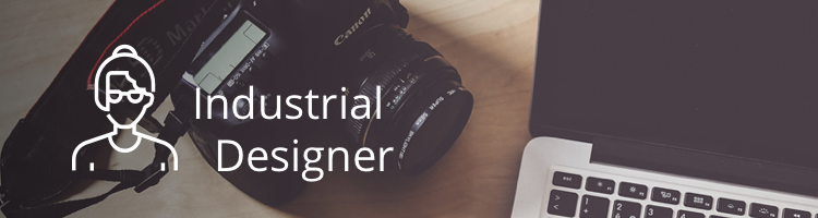 types of designers industrial designer