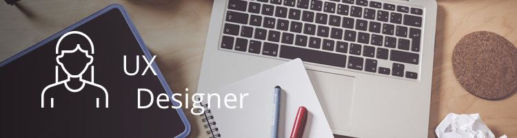 types of designers UX designer