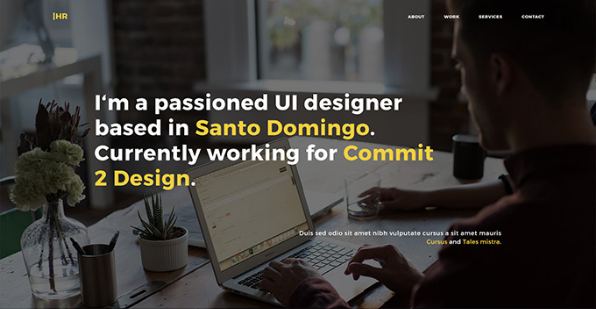 Commit 2 Design, designer portfolio