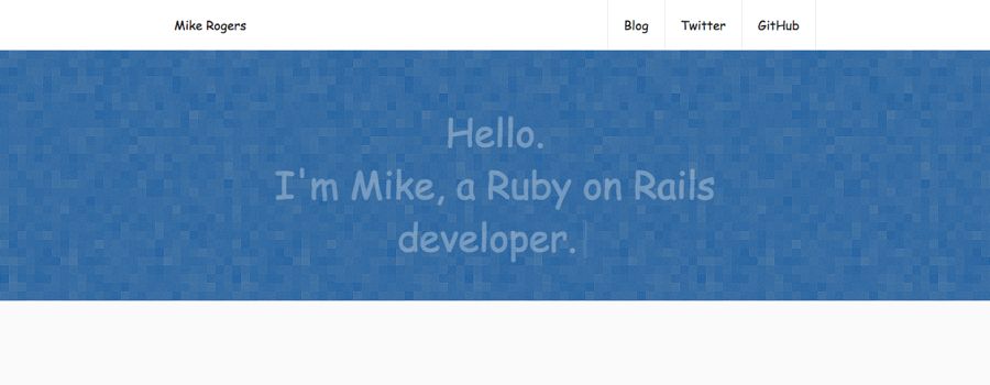 web design tips, Ruby on Rails,