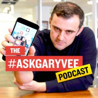 askgaryvee podcast podcast cover art