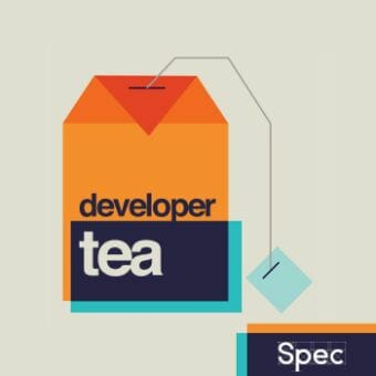 developer tea podcast cover art