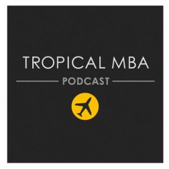 tropical mba podcast cover art