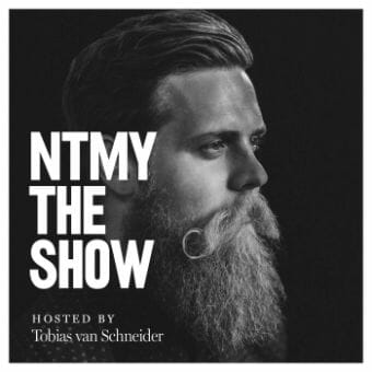 ntmy the show podcast cover art