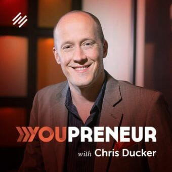 youpreneur fm podcast cover art