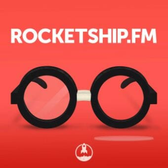 rocketship podcast cover art