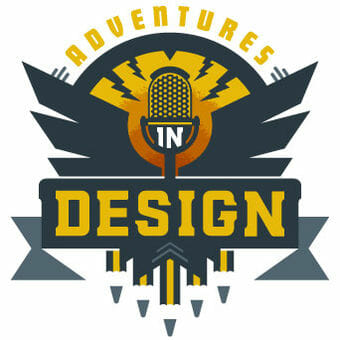 adventures in design podcast cover art
