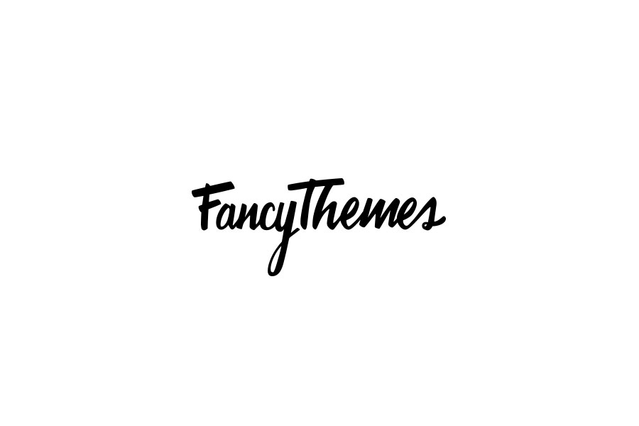 Fancy themes, logo design inspiration