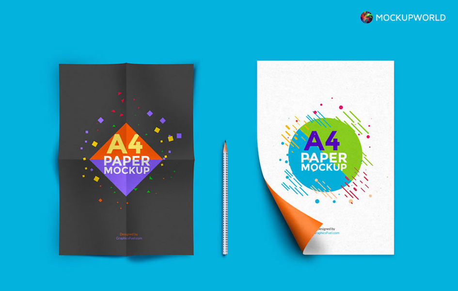 20 Free Mockups for Designers, Handpicked by Mockup World